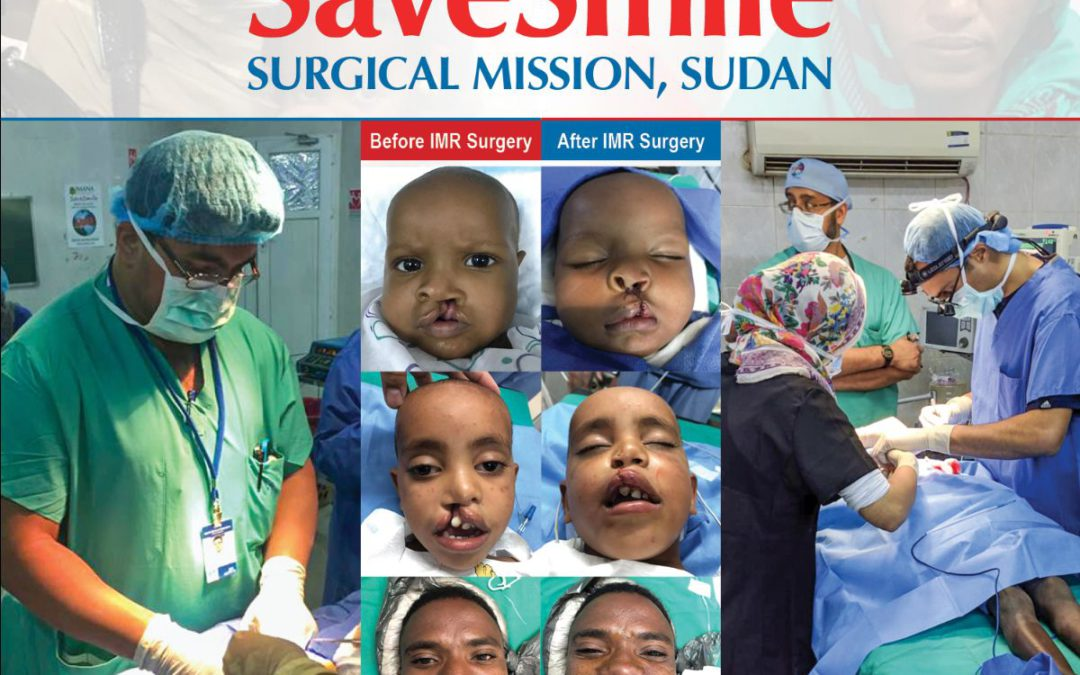 SaveSmile Surgical Mission – Cleft Lip Project in Sudan