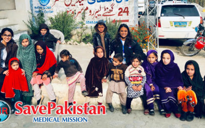 Support our volunteers heading to Swat Valley, Pakistan.