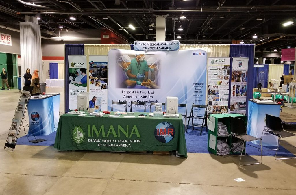 IMANA at ISNA's 54th Annual Convention