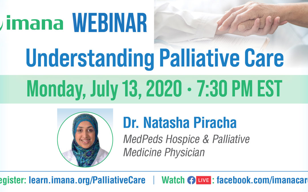 Understanding Palliative Care by Dr. Natasha Piracha