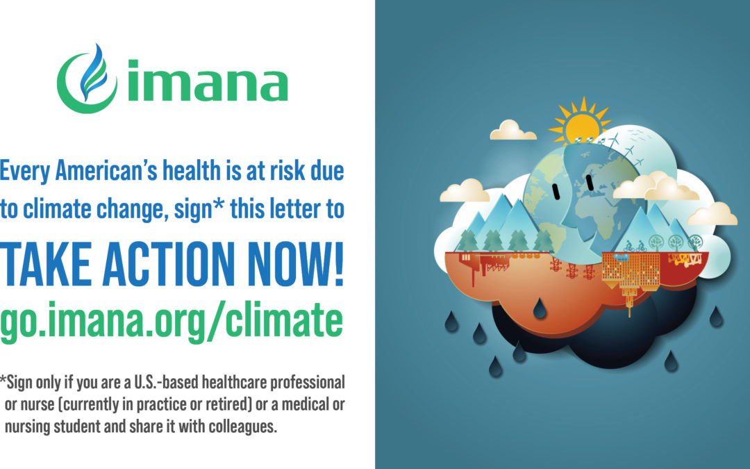 Sign this open letter to America's patients about Climate Crisis