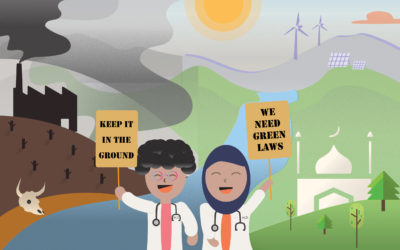 What will you do for Climate Change?