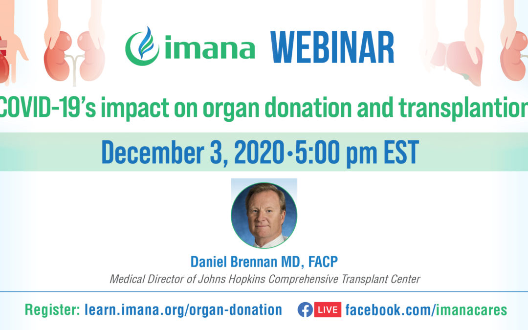 COVID-19's Impact on Organ Donation and Transplantation