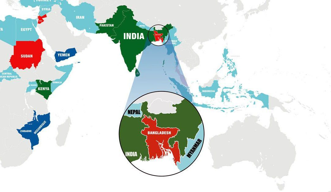 Our growing impact in South Asia